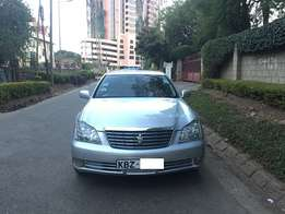 Toyota Crown, Year 2007, KBZ, 2500cc, Auto, Very Clean