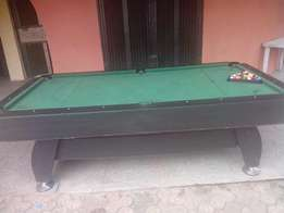 8fit snooker pool table for sale.neat imported