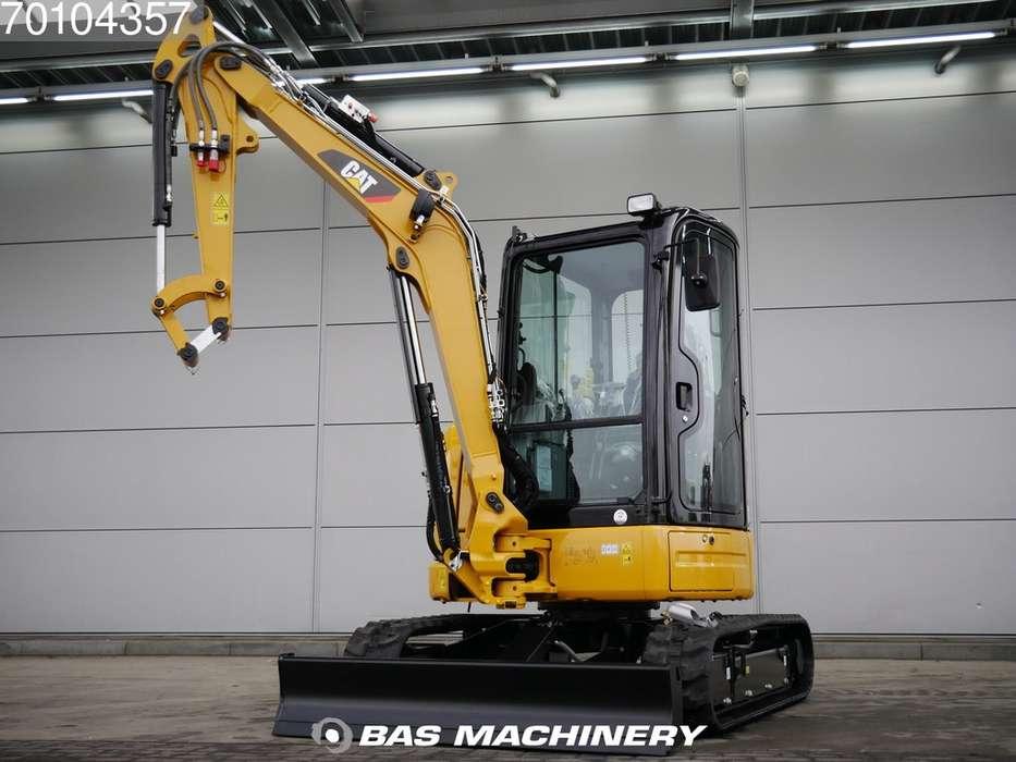 Caterpillar 303.5E CR New Unused - full warrenty until 22-02-2020 - 2018