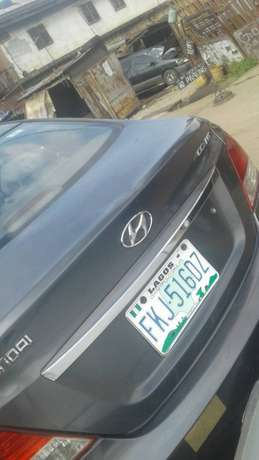 registered 2012 hyundai accent Yaba - image 6