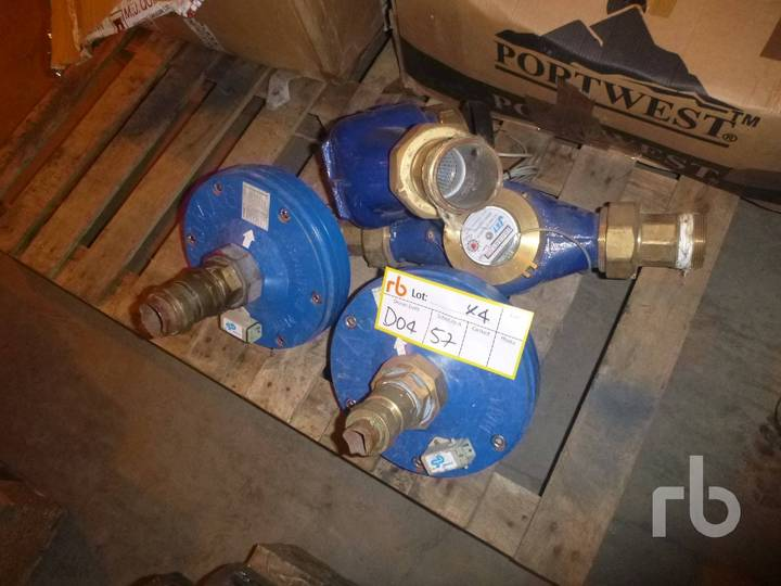 Qty of Hydro Mag Valves