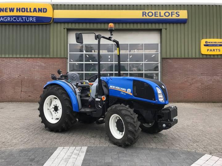 New Holland T3.70F - 2018