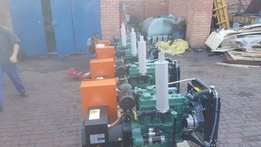 Brand new Single Phase and 3 Phase generators.Petrol and Diesel in Ke