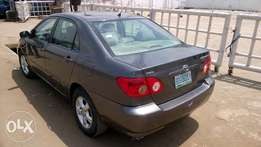 Very Clean Registered Toyota Corolla 06