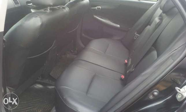 Toyota corola 2010 model first body 4 sale Sagamu - image 5