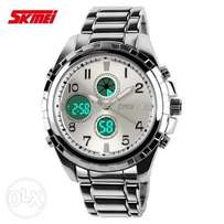Skmei chain watch for men