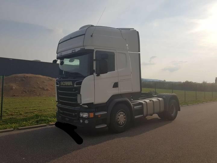 Scania R520 4x2 2 Tanks / Leasing - 2019