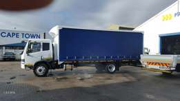 FAW 15.180FT 8 Ton Lorry