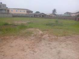 3 plots of land for sale along Igando-LASU express road