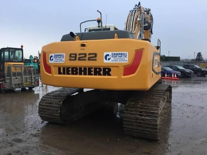 Liebherr R 922 - 2018 - image 3