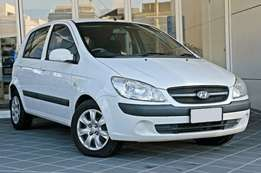 2007 Hyundai Getz 1.4i very clean