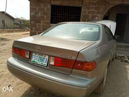 2002 Toyota Camry few months used