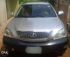 Full options Registered 2005 Lexus RX330