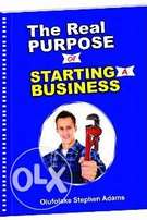 The Real Purpose of Starting a Business