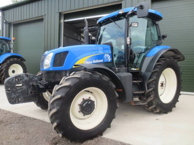 New Holland T 6030 - 2008