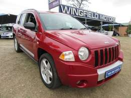 Jeep Compass 2.4 Limited- Give away price