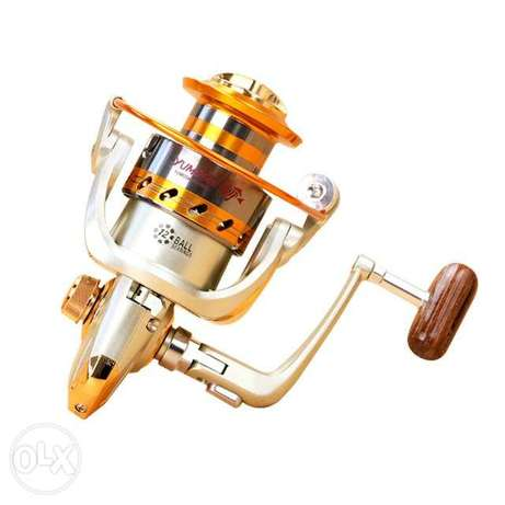 Brand New Yumoshi EF 5000 Fishing Reel