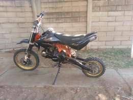 2 bikes for sale quad and pit bike