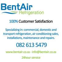 BentAir Refrigeration - Domestic Repairs