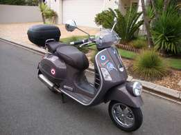2013 Vespa GTV 300ie - Great Condition - Only 1,700 Kms
