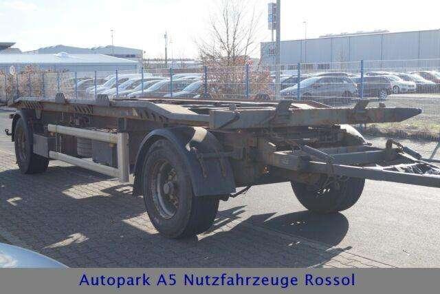 Hüffermann Hka 18.70 Abrollanhänger - 2005 - image 4