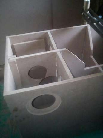 Subwoofer boxes, loud speakers & car subwoofers Molo - image 8