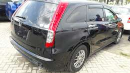 Honda stream black color,rsz