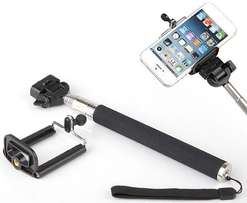 Cable selfie sticks
