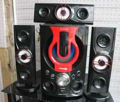 Hisonic with bluetooth sound system (3speakers)