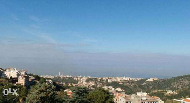 Jeita 230m2 - brand new - panoramic view - apartment for sale -