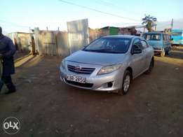 Toyota corolla ZRE, Manual local 2007