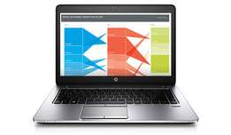 Hp slim corei5 4gb/500gb/fingerprint login FREE BAG