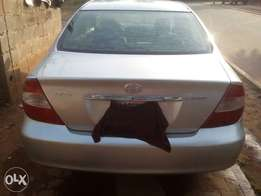 Rarely used Toyota Camry at give away price