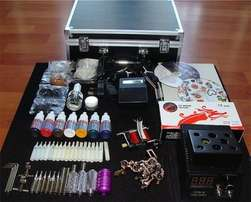 We Sell Brand New Professional Double Tattoo Kit Machine Whole set