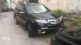 Barely used 2008 Acura Mdx.. Few months used