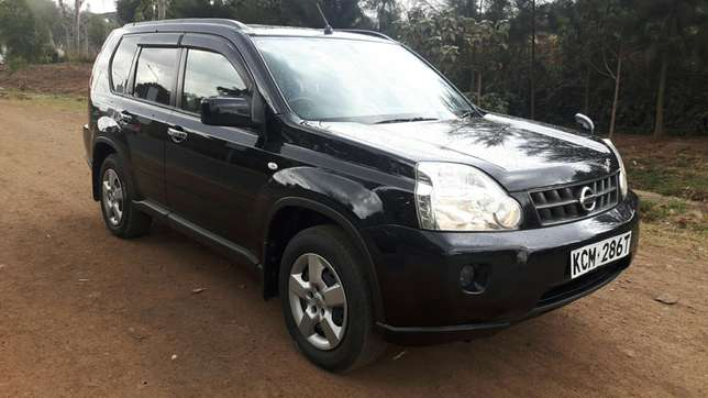 Nissan Xtrail fully loaded!! Functional reverse camera Kilimani - image 8