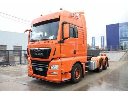 MAN TGX 28.580 6x2 Navi / Leasing - 2018