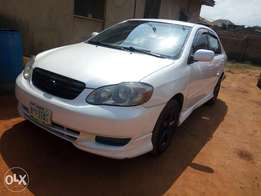 Neatly used Toyota corolla sport 2003