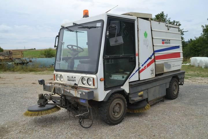 Dulewo 200 VM Kehrmaschine - 2008