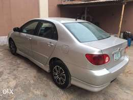 Clean 2004 Corolla S wth xcellent engine