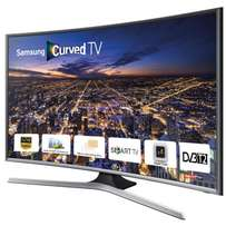new 55 inch samsung smart 4k uhd curved series 7 tv ,55ku73 in cbd sho