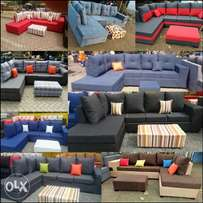 Six Seater hardwood sofas free delivery