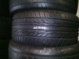 245/40/R18 on special in a good condition for sale