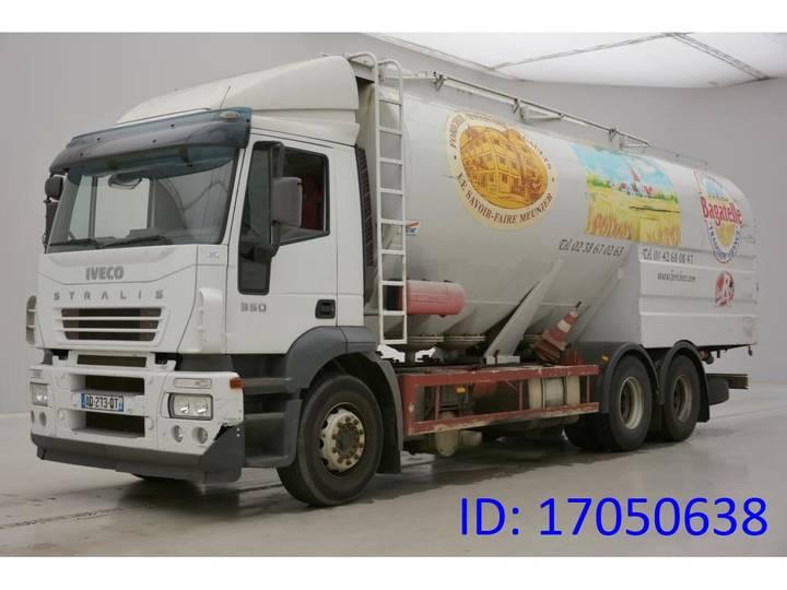 Iveco STRALIS 350 - 6X2 - 2004