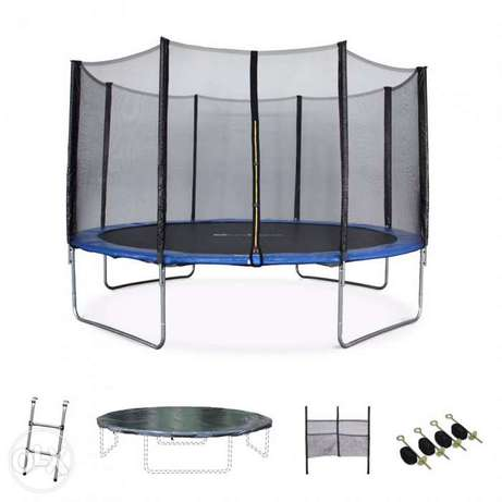 Trampoline Different sizes available NOW