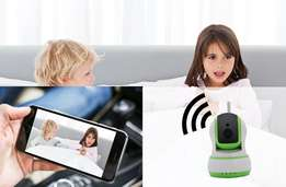 Wi-Fi IP Camera + Home Alarm System - I509