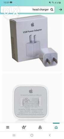 Head charger iPhone