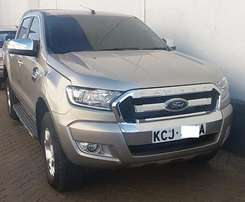 Ford Ranger XLT Automatic 6 speed 3.2D