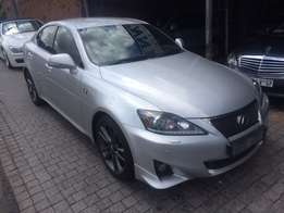 2011 Lexus IS250 F-Sport Automatic 153kw
