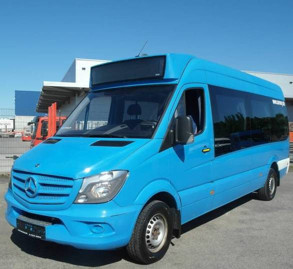 Mercedes-Benz 316 Sprinter CDI/11 Sitze/EURO 5/Klima/179181 KM - 2013 - image 4